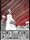 Couverture du tome 2 de Constellations : les Anoraks