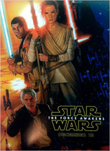 Affiche du film Star Wars épisode 7