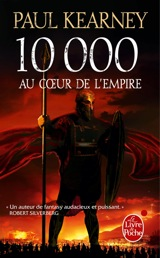 Couverture de 10000, au coeur de l'empire