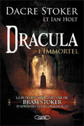 Couverture de Dracula l'immortel